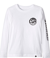 Quiksilver Kids - Bad Vision Long Sleeve Tee (Toddler/Little Kids)