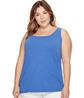 NIC+ZOE - Plus Size Perfect Scoop Tank Top