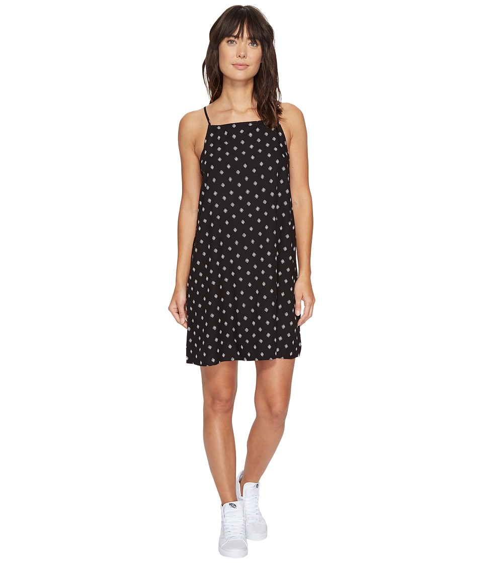 Vans Marie II Dress (Black Diamond) Women