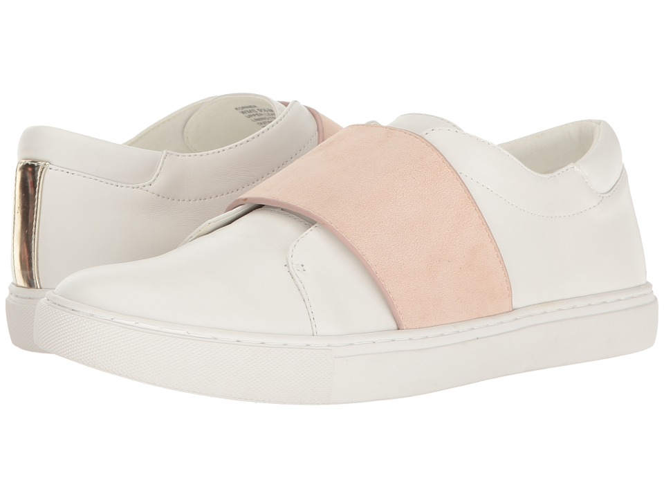 Kenneth Cole New York Konner (White/Pink) Women