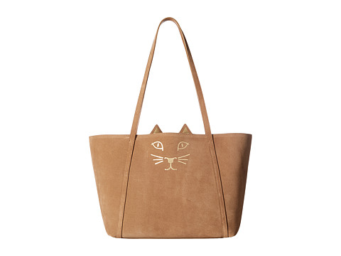 Charlotte Olympia Mini Feline Kitty Shopper