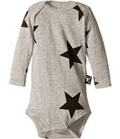 Nununu - Star Long Sleeve Bodysuit (Infant)