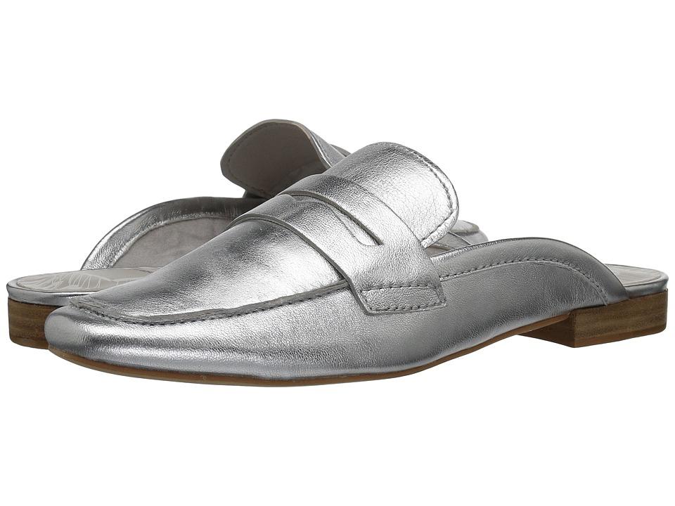 Dolce Vita Cybil (Silver Leather) Women