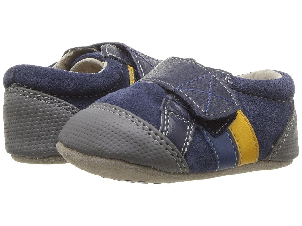 See Kai Run Kids Randall II (Infant) (Navy) Boy's Shoes