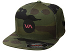 RVCA Bruce Fitted Hat