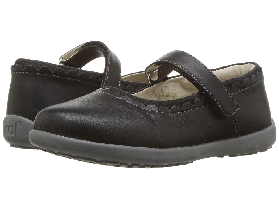 See Kai Run Kids Jane (Toddler/Little Kid) (Black) Girl