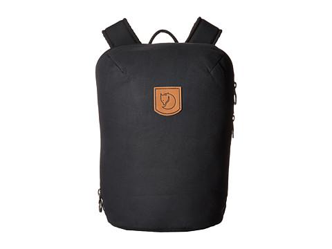 Fjällräven Kiruna Backpack Small - Black