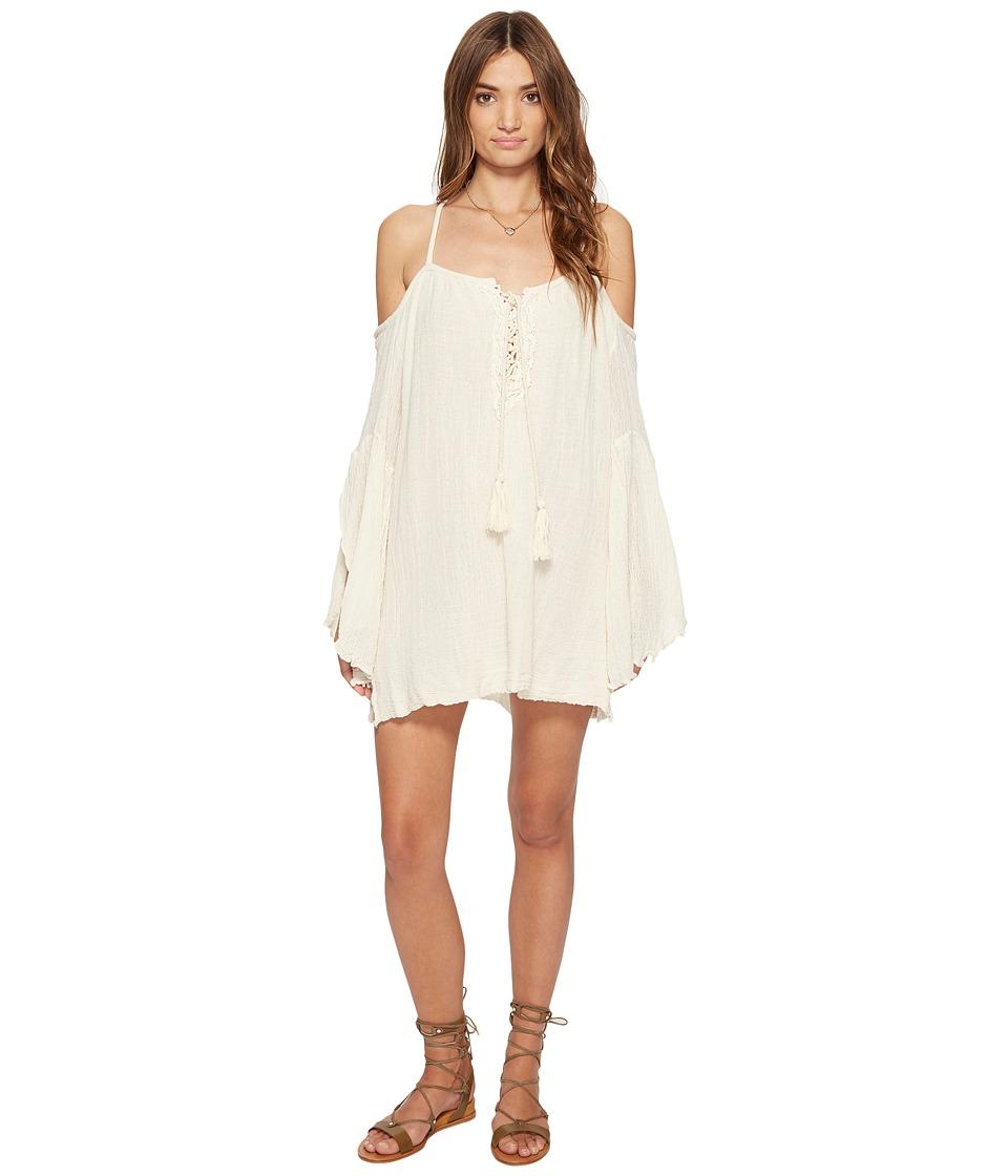 Jen's Pirate Booty - Tassel Wildlife Drop Back Mini Dress