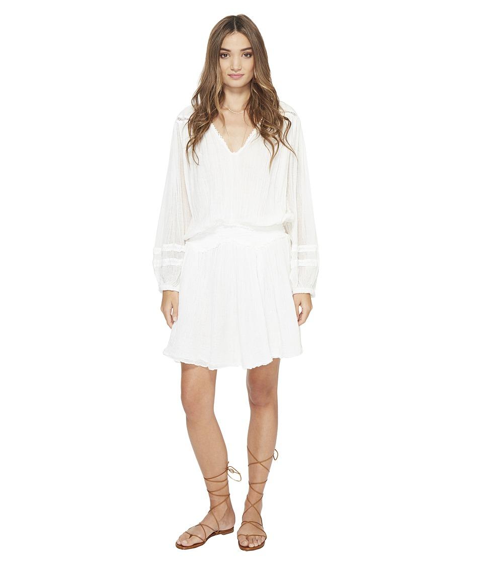 Jens Pirate Booty - Lion Mini Dress (White) Womens Dress