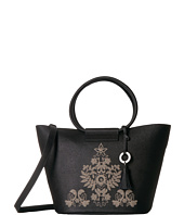 Badgley Mischka - Cage Shopper