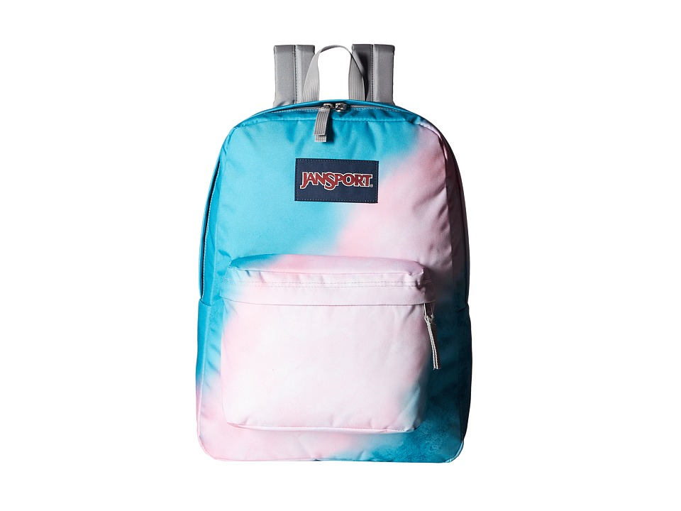 JanSport High Stakes (Multi Sun Fade Ombre) Backpack Bags