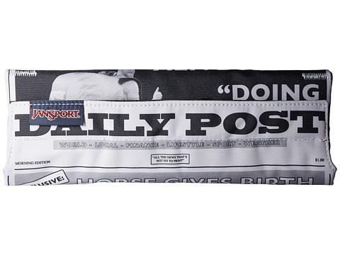 JanSport Newspaper - Multi Newspaper