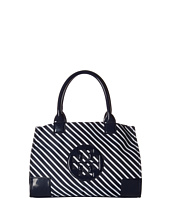 Tory Burch - Nylon Mini Ella Stripe Tote