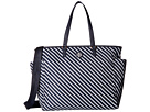 Tory Burch - Scout Stripe Nylon Baby Bag Tote
