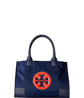 Tory Burch - Nylon Mini Ella Color Block Tote