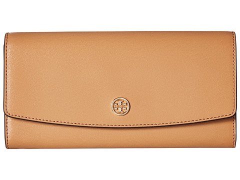 Tory Burch Parker Envelope Continental Wallet - Cardamom