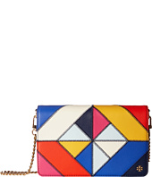 Tory Burch - Diamond Stitch Chain Wallet