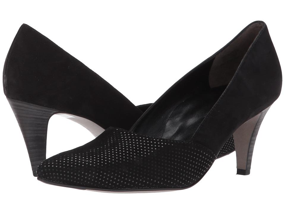 Paul Green Paloma Pump (Black Dots) High Heels