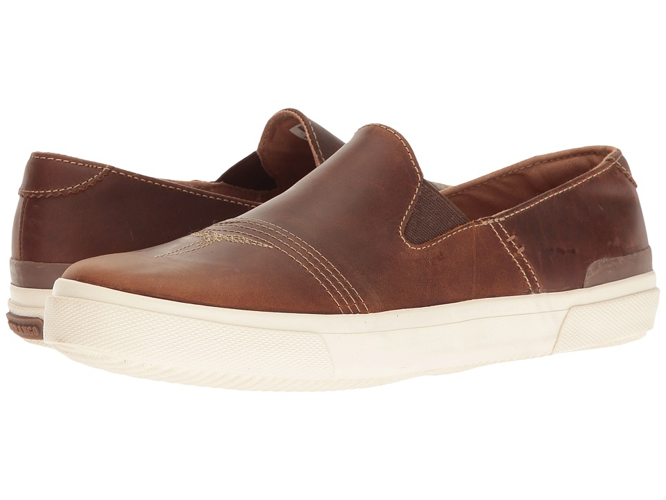 Durango - Music City Slip-On (Chocolate/Wheat) Mens Shoes