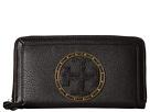 Tory Burch - Stud Zip Continental Wallet