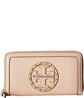 Tory Burch - Stud Zip Continental Wallet