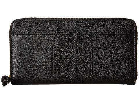 Tory Burch Harper Zip Continental Wallet