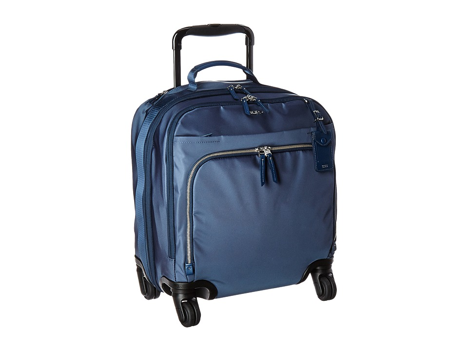 Tumi Voyageur Oslo 4 Wheel Compact Carry-On (Cadet) Carry on Luggage