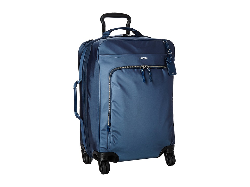 Tumi Voyageur Super L ger International 4 Wheel Carry-On (Cadet) Carry on Luggage