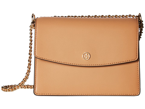Tory Burch Parker Convertible Shoulder Bag - Cardamom/Royal Navy