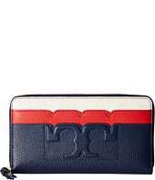 Tory Burch - Scallop-T Zip Continental Wallet