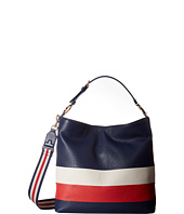 Tory Burch - Duet Stripe Hobo