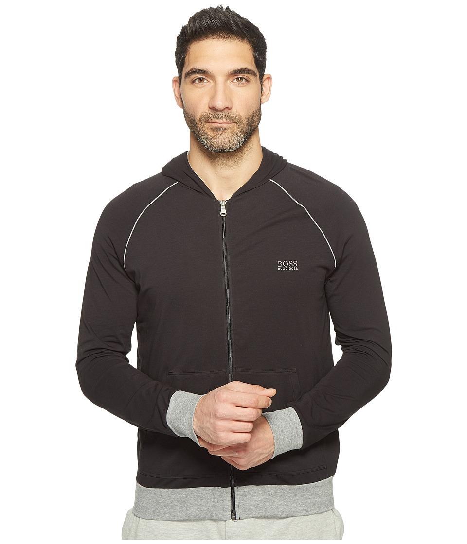 Hugo Boss Mix and Match Jacket Hooded 101438 (Black) Men'...