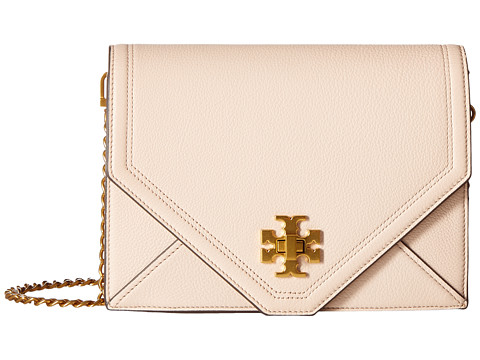 Tory Burch Kira Crossbody - Light Oak