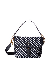Tory Burch - Scout Stripe Nylon Crossbody