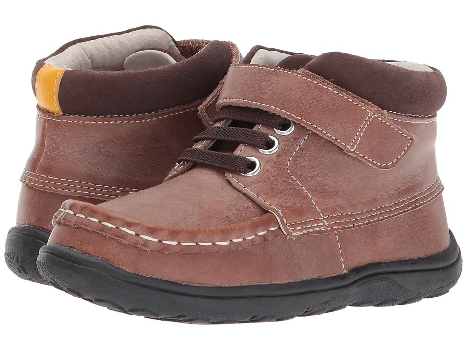 See Kai Run Kids Owen (Toddler/Little Kid) (Brown) Boy's Shoes