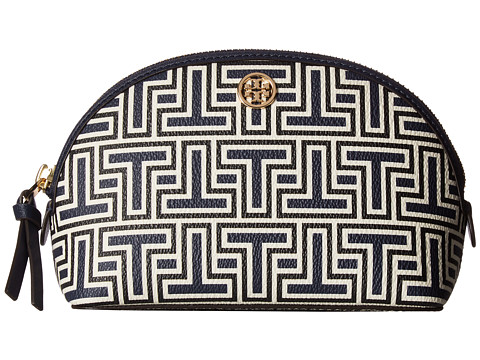 Tory Burch Parker Geo-T Cosmetic Case