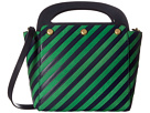 Striped Bermuda Bag