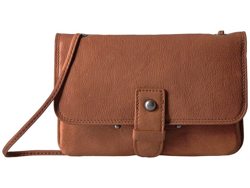 Lucky Brand Convertible Wallet (Toffee) Wallet Handbags