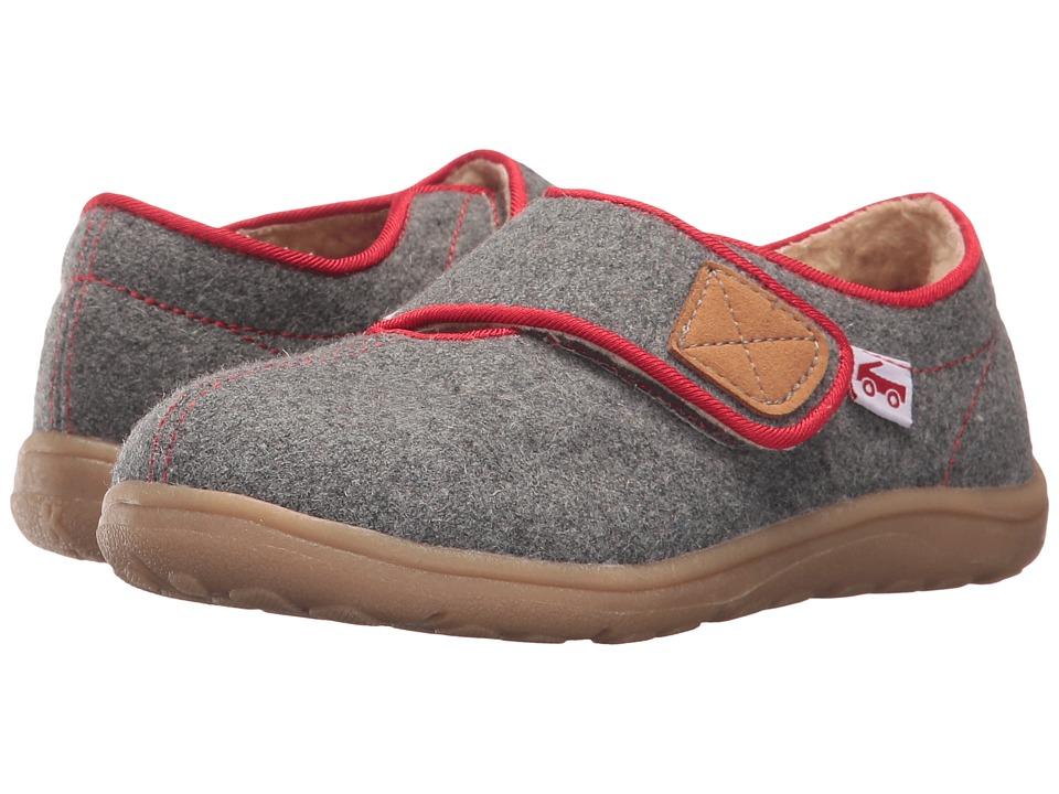 See Kai Run Kids Cruz (Toddler/Little Kid) (Gray) Boy's Shoes
