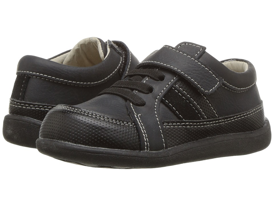 See Kai Run Kids Randall II (Toddler) (Black) Boy's Shoes