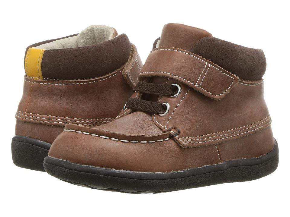 See Kai Run Kids Owen (Toddler) (Brown) Boy's Shoes