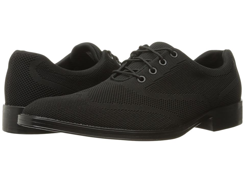 Mark Nason - Bechet (Black Dressknit) Men's Shoes
