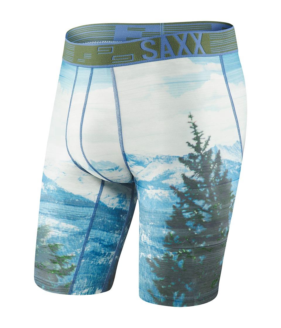SAXX UNDERWEAR Fuse Long Leg (The Eastwood) Men