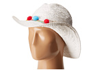Betsey Johnson - Fiesta Panama Hat