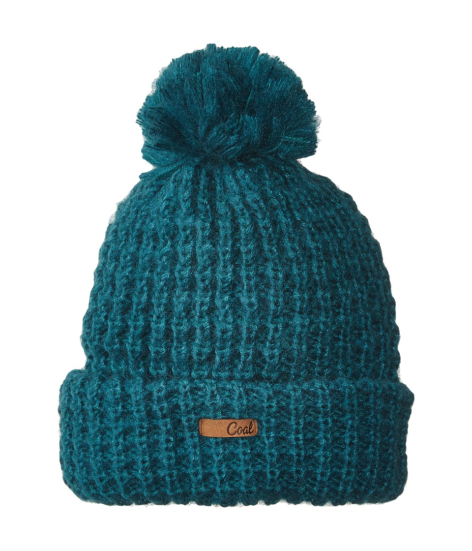 Coal - The Kate (Evergreen) Beanies