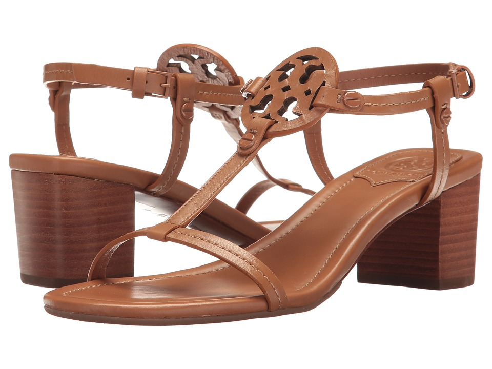 Tory Burch Miller 55mm Sandal (Royal Tan) Sandals