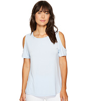 Calvin Klein - Short Sleeve Cold Shoulder Top