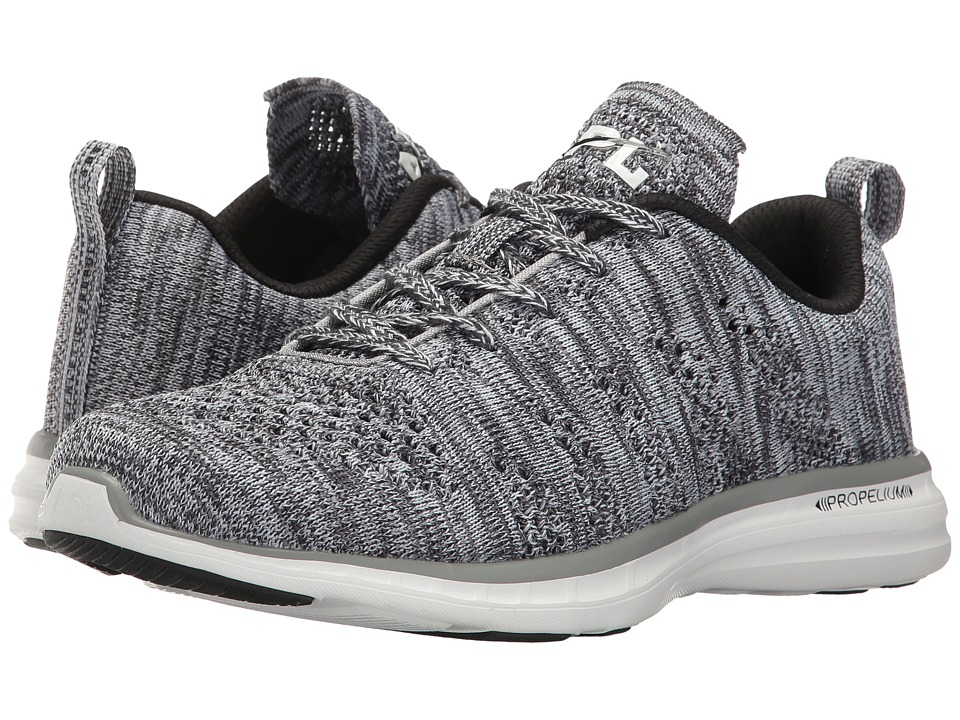 Athletic Propulsion Labs (APL) Techloom Pro (Heather Grey) Women's Shoes