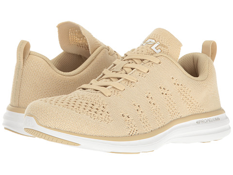 Athletic Propulsion Labs (APL) Techloom Pro Cashmere - Wheat Cashmere