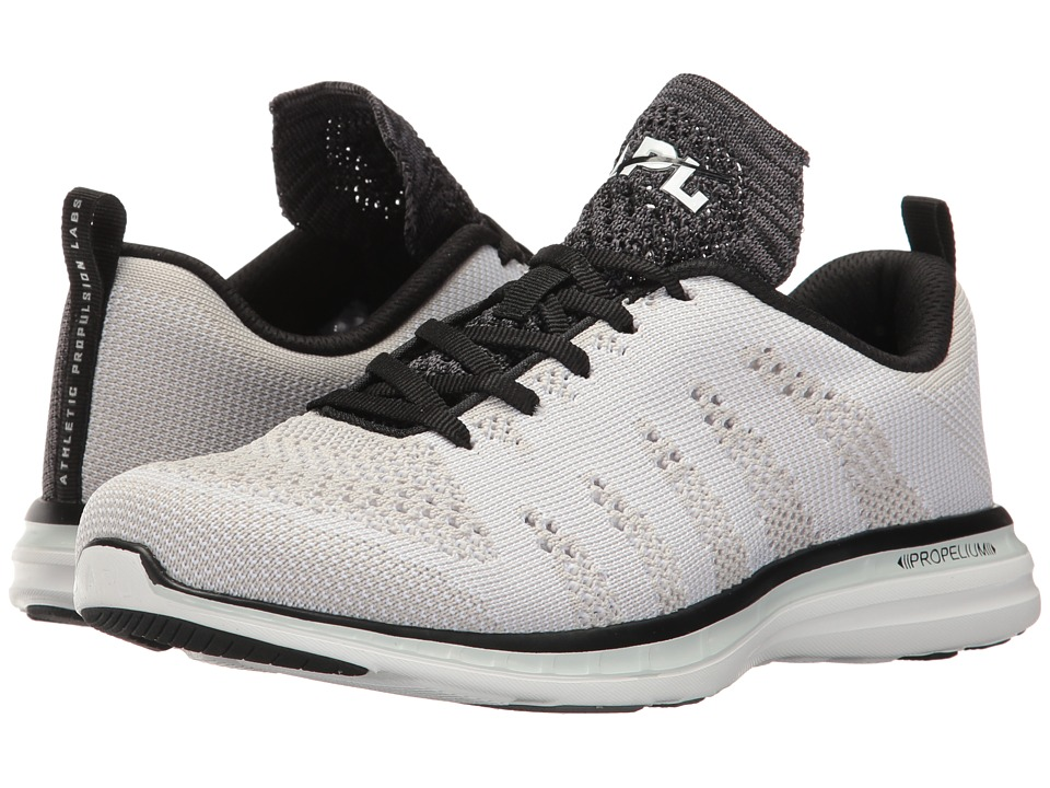 Athletic Propulsion Labs (APL) Techloom Pro (White/Black/Cosmic Grey) Women